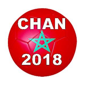 CHAN 2018